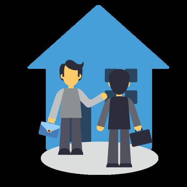 Immobilie Ansprechende Besichtigungen Immobilienmakler