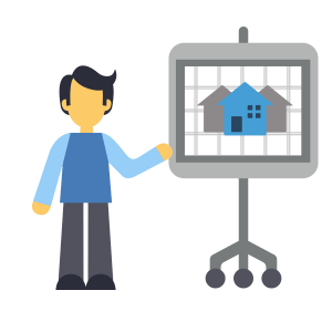 Spezielle Verkaufsstrategie Immobilien Immobilienmakler