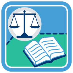 Grafik Führung Grundbuchs Amtsgericht