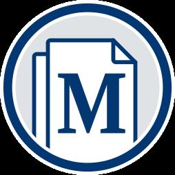 Grafik: Dokument Icon ~ Grundsätze Maklervertrag