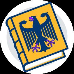 Buch Bundesadler Bundesnotarordnung