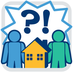 FAQ häufige Fragen Immobilien ~ frequently asked questions