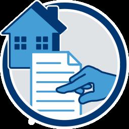 Haus Dokument Zeigefinger