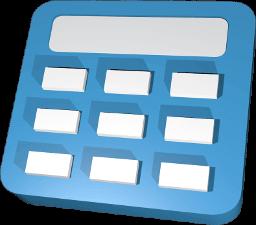 Grafik Icon Taschenrechner