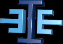 Grafik Icon 3D Logo ImmoEinfach.de