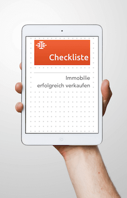 Checkliste iPad Immobilie erfolgreich verkaufen