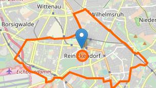 Karte Berlin_Reinickendorf_osm.org