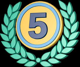 Grafik Icon 3D Lorbeerkranz 5 Ratschläge
