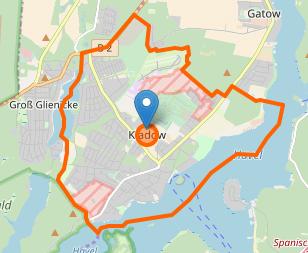 kladow landkarte berlin