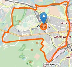 berlin westend landkarte