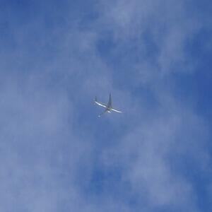 flugzeug himmel luftfahrt