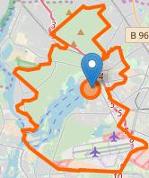 Grafik Karte Berlin Pankow osm.org