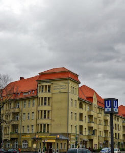 u-bahn stadtion siemensstadt