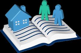 Grundbuch Haus Personen