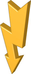 Grafik Icon 3D Blitz