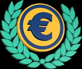 3D Grafik Eurozeichen Geld
