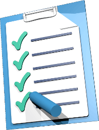 3D Grafik Checkliste