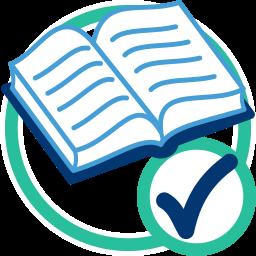 Icon Grafik Grundbuch