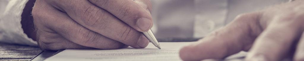 stift unterzeichnen dokumente filter