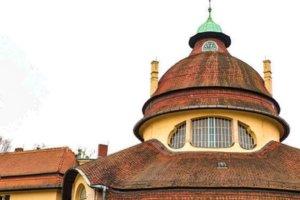 zehlendorf mexikoplatz dach kuppel