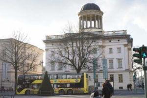 charlottenburg berggruen museum stadt verkehr