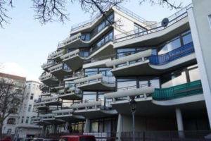 charlottenburg modern architecktur berlin design