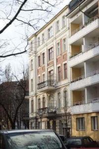 charlottenburg immobilie wohnung balkon spiegelung