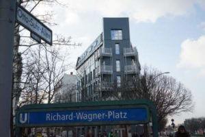 u-bahn richard wagner platz charlottenburg berlin