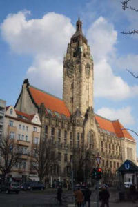 rathaus charlottenburg u-bahn
