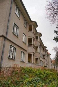 schmargendorf immobilie wohnhaus balkon altbau