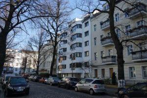 Berlin immobilie wohungen wohnblock