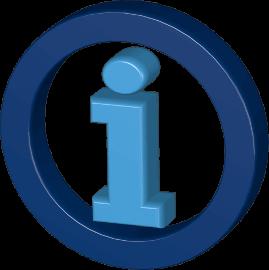 3d Grafik Icon Info Symbol Information steuern