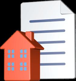 Haus Immobilie Dokument