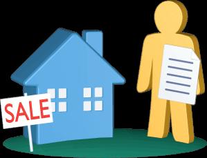 Haus Immobilie zu Verkaufen Makler Dokument