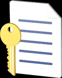 Dokument Schlüssel