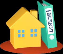 Haus Aktenordner Baurecht
