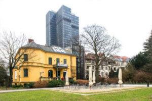park steglitz berlin hochhaus wiese