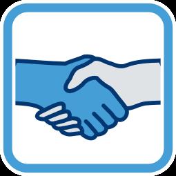 Shake Hands - Hände schütteln