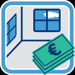 Wohnung Geld