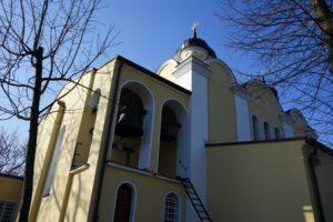 berlin wilmersdorf chrisiti kriche kathedrale seite