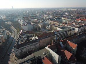 berlin wilmersdorf stadt ueberblick drohe luftaufnahme
