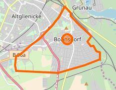 Karte Bohnsdorf Berlin OpenStreetMap