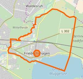 friedrichshagen berlin karte