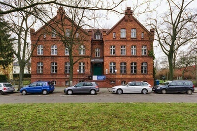 außen hermsdorf museum parkplatz