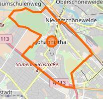 Johannisthal karte berlin