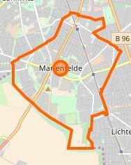 marienfelde karte berlin