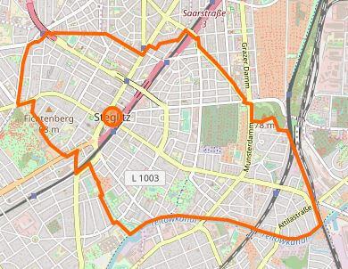 berlin steglitz karte