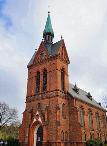 kirche melanchthon wilhelmstadt