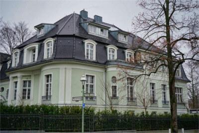 Grunewald Haus Immobilie Straße