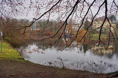 Immobilie See Wasser Ufer
